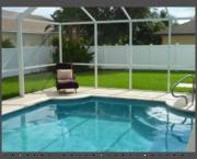 Ferienhaus Villa Palm Island, Cape Coral Florida